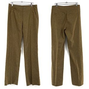 Cabi Tweed Trousers Pants Style 377 Sz 6